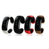 Gelbert Bluetooth aumentó el reloj elegante de la muñeca para los teléfonos androides