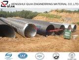 中国は波形の鋼鉄排水渠をアセンブルした