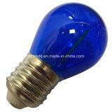 Bulbo colorido del filamento de las luces LED de la Navidad de G50 LED