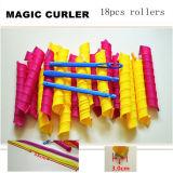 grande Leverag rullo magico dei capelli di 18PC/55cm (HEAD-61)