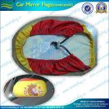 O costume imprimiu a tampa lateral da bandeira do espelho do carro (M-NF11F14009)