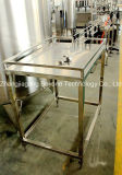 Berühmtes Small Scale Beer Aluminum Can Filling und Sealing Plants