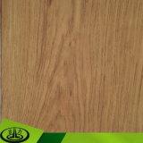 Papel decorativo da grão de madeira atraente do projeto para o assoalho