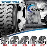 Neumático radial resistente del carro de la marca de fábrica de Aufine del neumático