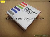 Coaster quadrado da cortiça da forma de 6 PCS/Set com 1 impressão de C (B&C-G099)