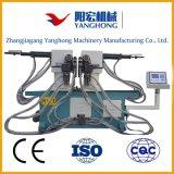 Máquina de dobra hidráulica da câmara de ar da Dobro-Cabeça do interruptor