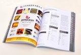 디자인과 인쇄 책 카탈로그 잡지 브로셔