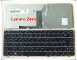 Clavier en gros d'ordinateur portatif pour le cahier de Lenovo G480 G485 G480A Z380 Z470 Z480 Z485 B470