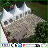 tente en aluminium d'usager d'événements de pagoda de PVC de bâti de 5X5m (GSX5)
