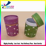 China-Hersteller-kundenspezifischer Papierzylinder-Pappgefäß-Kasten