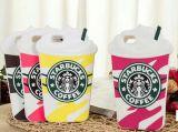 Горячее аргументы за iPhone6 силикона мороженного 3D Starbuck