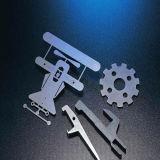 Cortadora del laser del metal de la fibra del CNC de la alta precisión