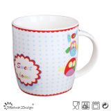 375ml Ceramic New Design Coffee Mug