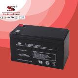 AGM VRLA van de Batterij van het lood de Zure AGM van de Batterij 12V9ah Diepe Navulbare Batterij van de Cyclus