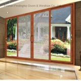 새로운 디자인 알루미늄 단면도에 의하여 사용되는 유리 미닫이 문 판매 (FT-D80)