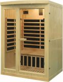 Sauna del infrarrojo lejano 2016 para 2 Person-I2