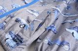 冬の衣服のための方法男の子の車のフード付きのジャケット