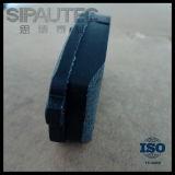 Hyundai IX35를 위한 Semi-Metallic D1714 뒷 브레이크 패드
