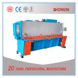 La machine de cisaillement de plat hydraulique, guillotine cisaille QC11y-12/2500