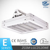 120W Luminária LED Industrial com Fichas de LED de Bridgelux e Driver de Meanwell, IP65