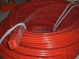 Listra do silicone do produto comestível, perfil do silicone, extrusão do silicone, cabo do silicone, anel do silicone, mangueira do silicone
