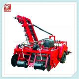 Máquina segador de patata de la cosechadora de la eficacia alta para el alimentador 60HP