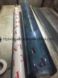 Folha de cristal 0.5mm-3.5mm do PVC com o fornecedor elevado da transparência