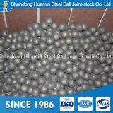 шарик выкованный 55-67HRC меля для шахты ISO9001