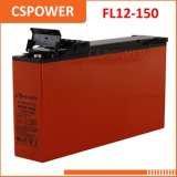 Front Terminal Gel Battery 12V150ah for Telecom Battery