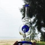 Erstaunliches wundervolles Huka Shicha Art-Glas-rauchende Wasser-Rohre (ES-GB-257)