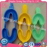 Qualität WegwerfplastikFuoride Schaumgummi-zahnmedizinisches Eindrucks-Tellersegment