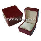 Boîte de bijoux en bois adaptée aux besoins du client de qualité