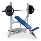 Оборудование гимнастики прочности молотка, олимпийский стенд уклона (SF1-3010)