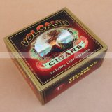 Rectángulos de regalo modificados para requisitos particulares de los rectángulos de cigarro que empaquetan los rectángulos