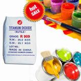 Dióxido Titanium R909 del pigmento blanco con precio de fábrica