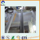 Высокое качество белая непрозрачная пленка РЕТ Прозрачная ПЭТ-пленка делая машину