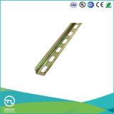 1meterAl 2meter van het Spoor van Utl DIN het Materiële EindDIN Spoor van het Staal