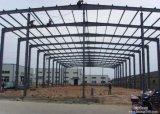Entrepôt facile préfabriqué environnemental /Workshop de structure métallique d'installation de Frendly