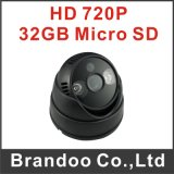 Type simple HD 720p SD Camera, 32GB Micro SD Card, Auto Recording, Bd-407