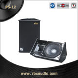 PS-12 Single 12 Inches Cabinet bidireccional Speaker