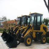 Saleの熱いセリウムCertificated 1000kg 0.5m3 Bucket Small Wheel Loader
