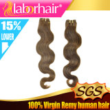 5A barato Virgin brasileiro Hair Extension Human 100% Hair Weave Lbh 050