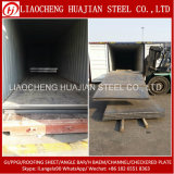 Placa de aço leve laminada a quente de alta qualidade para placa de flange