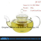 Комплект чая стеклянной бутылки высокого качества с ручкой и крышкой