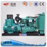 Tipo silencioso determinado de generación diesel eléctrico de la marca de fábrica 400V 300kw/375kVA de Yuchai