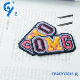 Qualität und Fashion Design Embroidery Badge