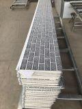 Revêtement de façade Panneau sandwich / Façade en acier / Polyuréthane (PU) Core