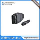 Connecteur Obdi Prise de câblage de l'adaptateur secteur