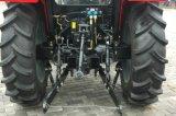 Trator agricultural de Waw 55HP 4WD com a cabine para a venda de China