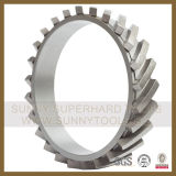 Baixo Weight, Safe Operation Diamond Milling Wheel para Polishing, para Grinding